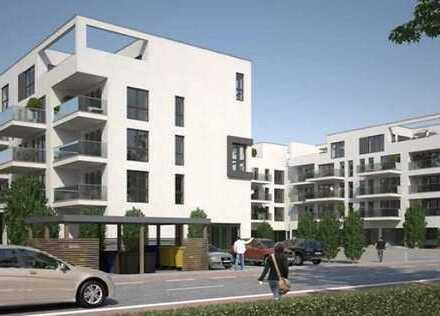 Neubau-Erstbezug mit Balkon: stilvolle 3-Zimmer-Wohnung in Mörfelden-Walldorf