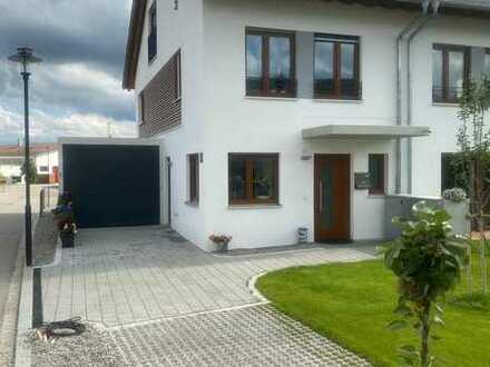 Neue Doppelhaushälfte, 5 Zimmer, Hobbyraum, Garage + Stellplatz, Olching, Kreis Fürstenfeldbruck