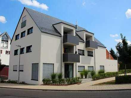 3-Zimmer-Wohnung - neuwertig - barrierefrei - zentral in Renningen-Malmsheim