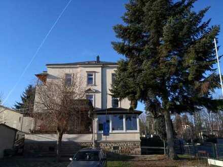 Erstbezug nach Sanierung mit Einbauküche und Balkon: schöne 2-Zimmer-Wohnung in Dresden