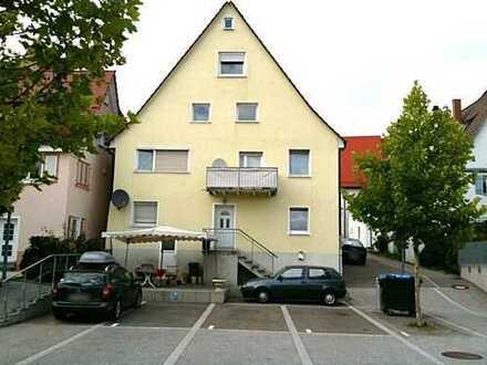 von Privat: Wohnung am Ergenzinger Marktplatz