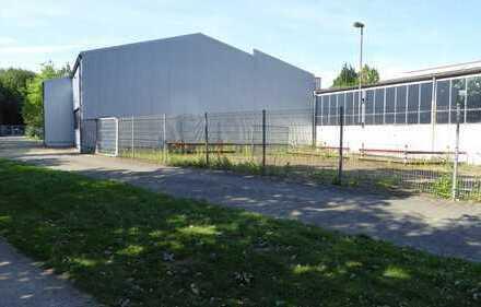 426 m² beheizte Halle mit 26 m² Büro in Münster West
