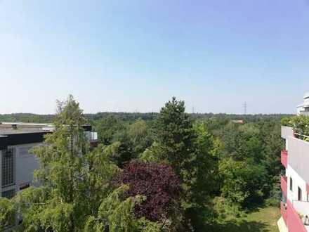5-Zimmer-Wohnung über den Dächern Walldorfs mit Blick ins Grüne und großer Dachterasse