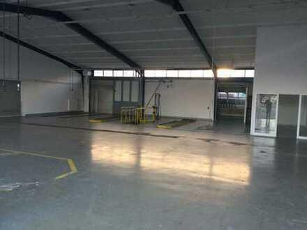 !! Traitteur Immobilien - Solide Montage-/Produktionshalle !!