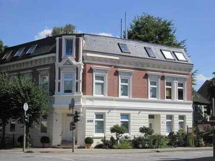 3-Zimmer Wohnung im Jugendstilhaus, neben Tierpark Hagenbeck