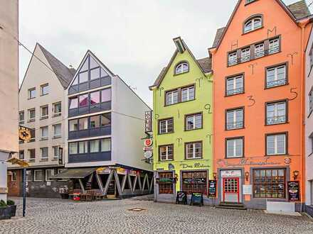 RIDA Commercial - Köln-Altstadt! BeSondere Bar/Lounge in bester Gastro-Lage Köln´s!