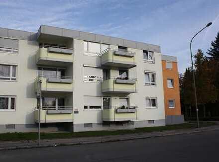 Gepflegte 2-Zimmer-Wohnung mit schönem Balkon