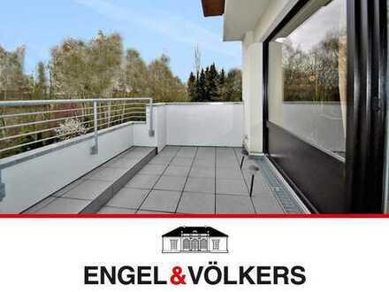 Komfortabler Wohntraum mit herrlichem Balkon!