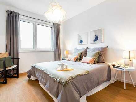 Großzügige 2-Zimmer-Wohnung in Berlin Kaulsdorf nur für Senior*innen mit WBS