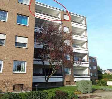 3-Zimmer-Wohnung mit Balkon und Einbauküche in Mönchengladbach - Hardt