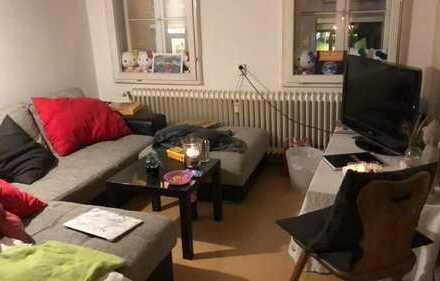 Möbelierters 33qm Zimmer zur Zwischenmiete in Marburg