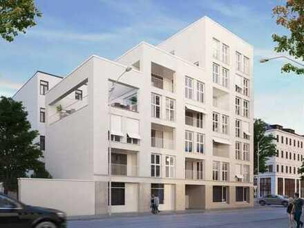 Zentral gelegene Eigentumswohnung im Neubau