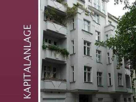 Groß, Geräumig & Gut gelegen - Vermietete Fünfzimmerwohnung unweit des Ku'Damms