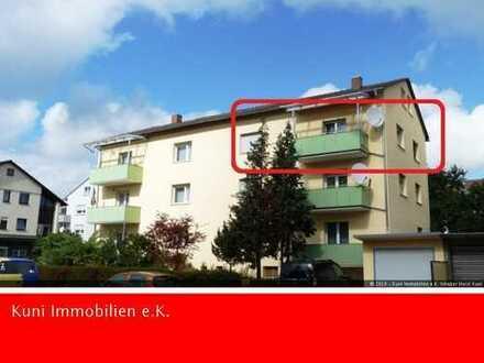 Verkauf nach TOTALRENOVIERUNG! Schöne 3 Zimmer Wohnung mit sonnigem Balkon.