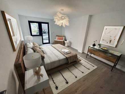 * RESERVIERT * Stilvoll modernisierte 4-Zimmer Wohnung in Westhausen - Sie können direkt einziehen.