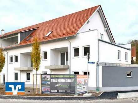 Vermietung 3 ZKB Wohnung mit exclusiver Dachterrasse in Mindelzell