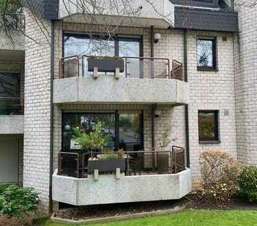 Wohnung im beliebten 1. OG direkt am Wald in Essen-Bredeney