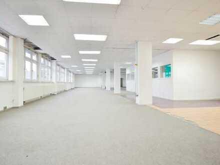Flexibel nutzbare Halle / Büroetage *Lastenkran vorhanden*