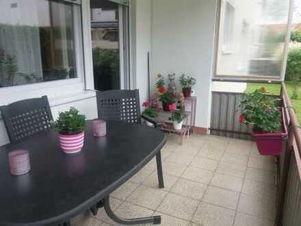 2-Zimmer-Wohnung mit Balkon und Einbauküche in guter Lage Durmersheim-Nord