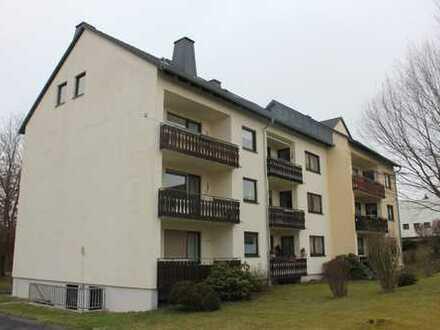 Gepflegte 2 - Zimmer - Eigentumswohnung mit Balkon in TOP-Zustand