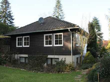 Ruhig gelegenes Einfamilienhaus mit großem Grundstück in Salzhausen