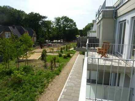 Bensberg, Neubau, 2 Bäder, Balkon, Aufzug, Erdwärme, TG-Stellplätze optional