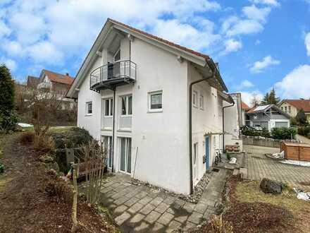 Schönes Einfamilienhaus mit Einliegerwohnung in ruhiger Lage in Amtzell – modern und sehr gepflegt!
