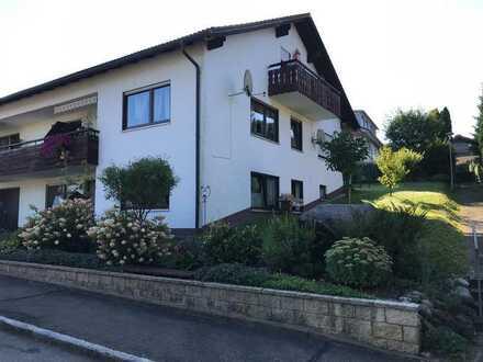 Gepflegte 1-Zimmer-Erdgeschosswohnung mit Einbauküche in Oberreitnau