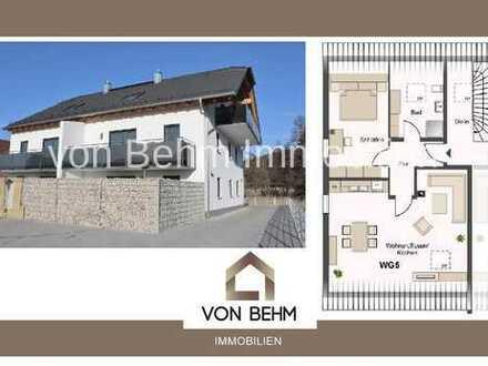 +++ Erstbezug +++ 2ZKB Dachgeschosswohnung in Geisenfeld / Unterpindhart
