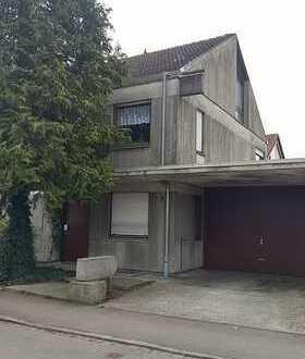 Ungewöhnliches Architektenhaus in Gersthofen - Mehrfamilienhaus!