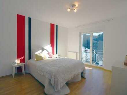 Gepflegte Maisonette-Wohnung mit vier Zimmern sowie Balkon und EBK in Wetzlar