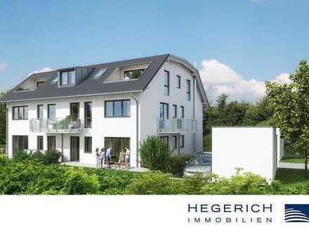 Grünwinkel | Traumhafte Dachgeschosswohnung mit sonniger Terrasse