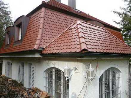 Romantische Landhausvilla im Grünen am Birkenberg