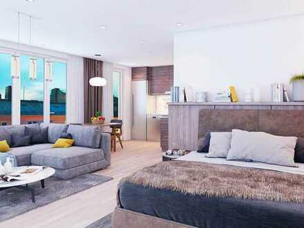 Carl Rottmann | Maxvorstadt - Elegantes City-Apartment mit Loggia im Herzen Münchens
