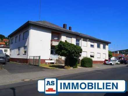 AS-Immobilien.com +++Bad Orb: Wohn-Geschäftshaus im Gewerbegebiet - hier werden Sie gesehen +++