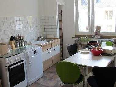 Möbiliertes 19m² Zimmer, 4er WG, frisch renoviert, Klettenberg
