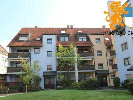 Gefragte 3 1/2 Zimmer Maisonette Traumwohnung mit drei Balkone, TG. und EBK. im Herzen von Neumarkt