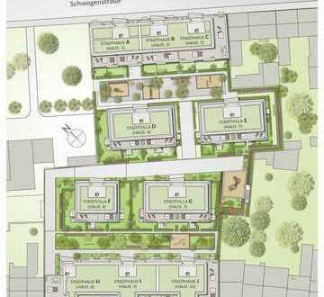 Wohnen in guter Nachbarschaft - Moderne 2-Zimmer-Wohnung mit hellen Räumen und zwei Balkonen