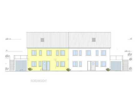Neubau KFW 55 - Attraktive Doppelhaushälfte in der Gemeinde Rosdorf