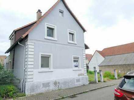451 m² großem Grundstück in guter ruhiger Wohnlage