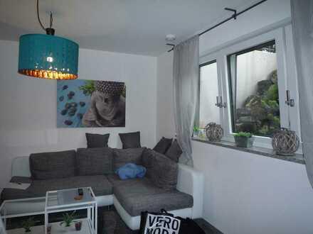 Souterrain-1-Zimmer-Wohnung für Wochenendheimfahrer oder Student
