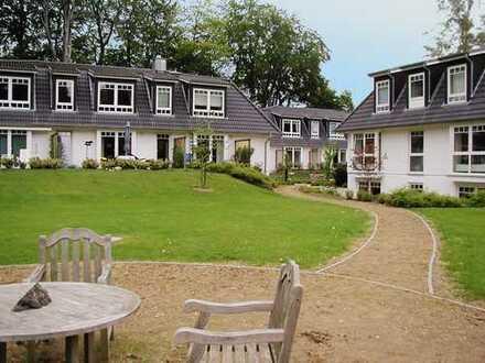 Sonnige barrierefreie Terrassenwohnung in Bremen Lesum - fußläufig zum Knoops Park