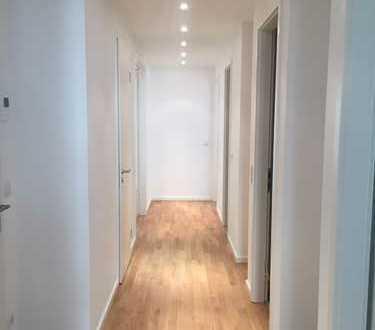 Provisionsfreie Neubau-4-Zimmer-Wohnung mit großem Süd-Ost-Balkon in Berlin Friedrichshain