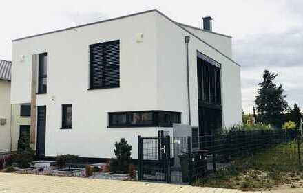 PROVISIONSFREI, Neues Architekten - Haus mit Grundstücksfläche 498 qm in Altlußheim zu verkaufen