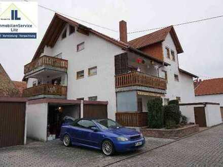 Iggelheim! Moderne 1,5 Zimmer Wohnung mit Dachterrasse in Südlage