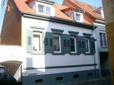 Altstadthaus mit kleinem Garten, sehr zentral und sehr ruhig