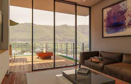 Barrierefrei 2 Zi Wohnung mit große Terrasse