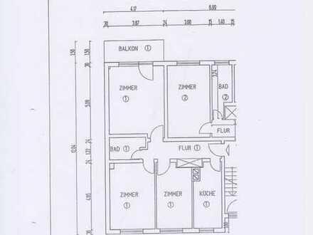 Einziehen & wohlfühlen, gepflegte 3-Zimmer-Eigentumswohnung mit Balkon