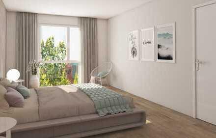 RESERVIERT - NEUBAU: Moderne 2-Zimmer-Wohnung - KEINE Erbpacht