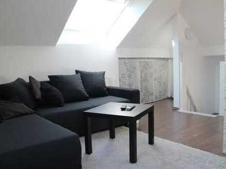 Attraktive, gepflegte 2-Zimmer-Maisonette-Wohnung in Gescher